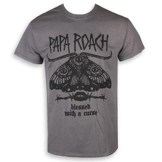 t-shirt metal uomo Papa Roach - Blessed Curse - KINGS ROAD, KINGS ROAD, Papa Roach