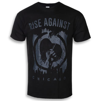 t-shirt metal uomo Rise Against - Skyline - KINGS ROAD, KINGS ROAD, Rise Against