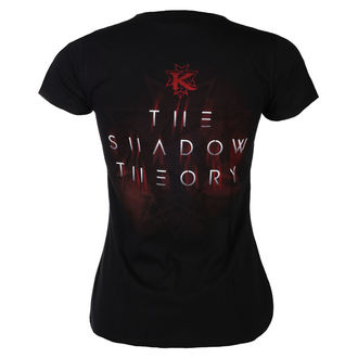 t-shirt metal donna Kamelot - The Shadow Theory - NAPALM RECORDS, NAPALM RECORDS, Kamelot
