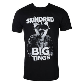 t-shirt metal uomo Skindred - Big Tings - NAPALM RECORDS, NAPALM RECORDS, Skindred