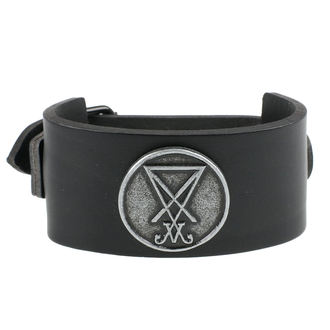 braccialetto Luciferi - Black, JM LEATHER