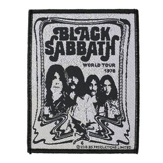 toppa BLACK SABBATH - BAND - RAZAMATAZ, RAZAMATAZ, Black Sabbath