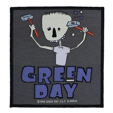 toppa GREEN DAY - HAMMER FACE - RAZAMATAZ, RAZAMATAZ, Green Day