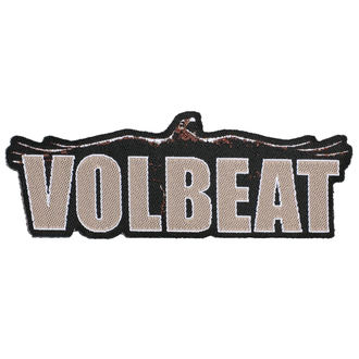 toppa VOLBEAT - RAVEN LOGO CUT OUT - RAZAMATAZ, RAZAMATAZ, Volbeat