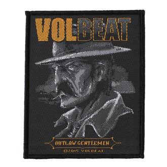 toppa VOLBEAT - OUTLAW GENTLEMEN - RAZAMATAZ, RAZAMATAZ, Volbeat