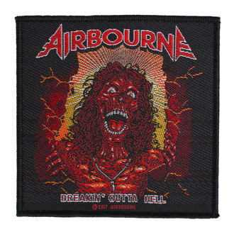 toppa Airbourne - Breakin Outa Hell - RAZAMATAZ, RAZAMATAZ, Airbourne
