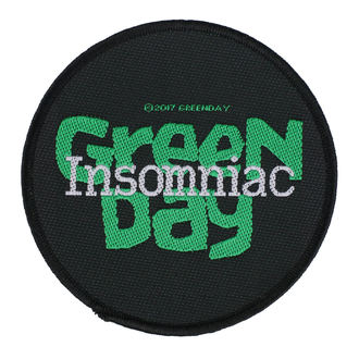 toppa Green Day - Insomniac - RAZAMATAZ, RAZAMATAZ, Green Day