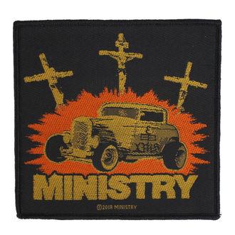 toppa Ministry - Jesus Built My Hotrod - RAZAMATAZ, RAZAMATAZ, Ministry
