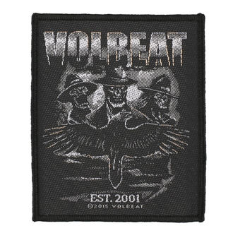 toppa VOLBEAT - OUTLAW RAVEN - RAZAMATAZ, RAZAMATAZ, Volbeat