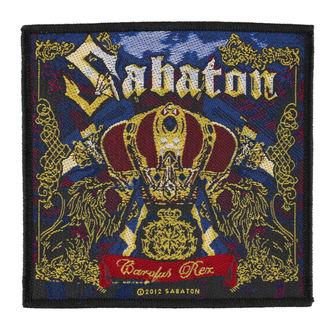 toppa SABATON - CAROLUS REX - RAZAMATAZ, RAZAMATAZ, Sabaton