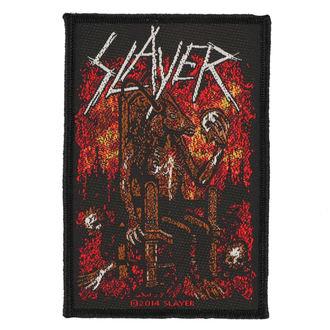 toppa SLAYER - DEVIL ON THRONE - RAZAMATAZ, RAZAMATAZ, Slayer