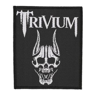 toppa TRIVIUM - SCREAMING SKULL - RAZAMATAZ, RAZAMATAZ, Trivium