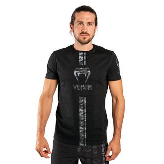 Maglietta da uomo VENUM - Logos - Nero / Urban Camo, VENUM
