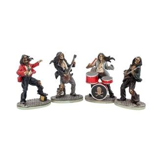 Decorazione (set di statuine da 4 pezzi) One Hell Of A Band!, NNM