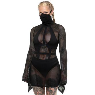 Abito da donna KILLSTAR - Neo Nyx Mask - Nero, KILLSTAR