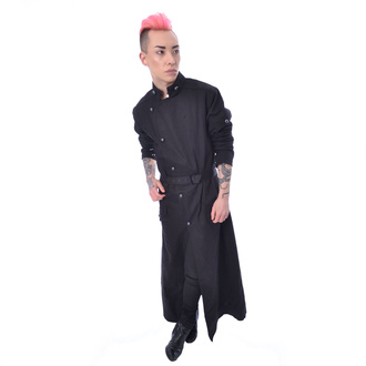 Cappotto da uomo Chemical black - NEOX - NERO, CHEMICAL BLACK