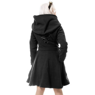 Cappotto da donna VIXXSIN - NEW MOON - NERO, VIXXSIN