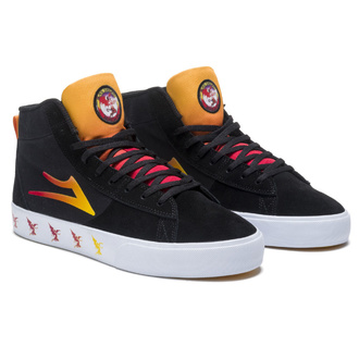 Scarpe Lakai x Black Sabbath - Never Say Die - Newport Hi- nero gradiente scamosciato, Lakai x Black Sabbath, Black Sabbath