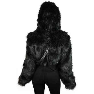 Giacca da donna KILLSTAR - Night Creature Faux-Fur, KILLSTAR