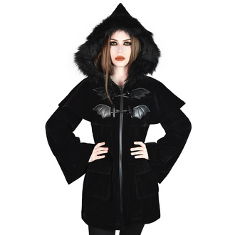 Cappotto da donna KILLSTAR - Nightfever Duffle, KILLSTAR