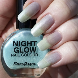 Smalto STAR GAZER - Glow In The Dark - ardere Giada, STAR GAZER