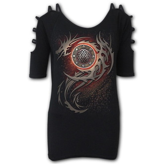 t-shirt donna - DRAGON EYE - SPIRAL, SPIRAL
