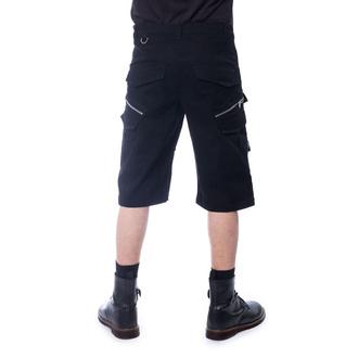 Pantaloncini da uomo Vixxsin - NOBU - NERO, VIXXSIN