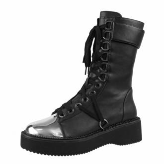 Scarpe da donna KILLSTAR - New Boots - Nero, KILLSTAR