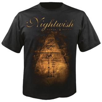 t-shirt metal uomo Nightwish - Human :II: Nature - NUCLEAR BLAST, NUCLEAR BLAST, Nightwish