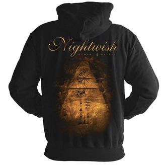 felpa con capuccio uomo Nightwish - Human :II: Nature - NUCLEAR BLAST, NUCLEAR BLAST, Nightwish