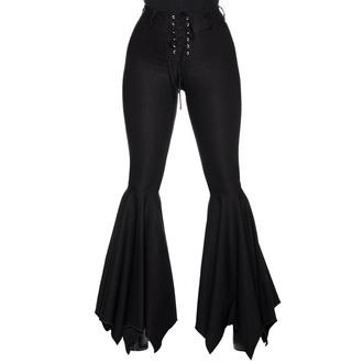 Pantaloni da donna KILLSTAR - Keenw Mystic - Nero, KILLSTAR