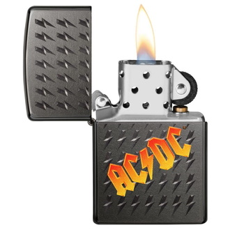 Accendino ZIPPO -  AC  /  DC , ZIPPO, AC-DC