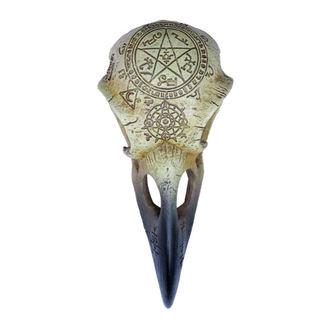 Decorazione ALCHEMY GOTHIC - Omega Raven Skull, ALCHEMY GOTHIC