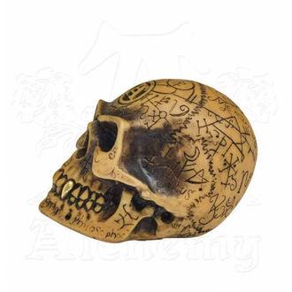 Ingranaggio Cambio Leva Pomello ALCHEMY GOTHIC - Omega Skull, ALCHEMY GOTHIC