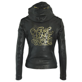 giacca di pelle donna Fantastic Beasts - BLACK - NNM, NNM
