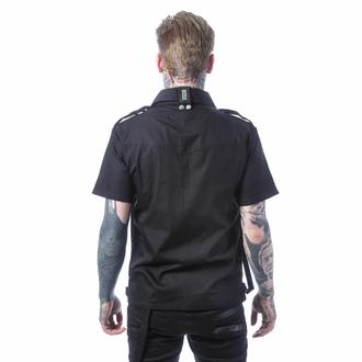 Camicia da uomo VIXXSIN - ORSON - NERO, VIXXSIN
