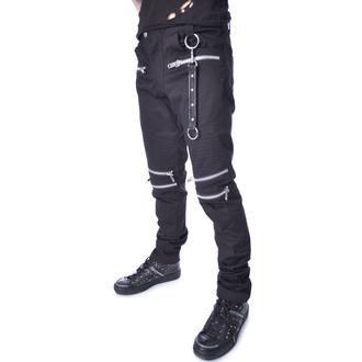 Pantaloni da uomo Vixxsin - OZ - NERO, VIXXSIN