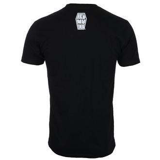 t-shirt hardcore uomo - Death Card - Akumu Ink, Akumu Ink