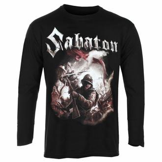 Maglietta da uomo a maniche lunghe SABATON - The Last Stand - NUCLEAR BLAST, NUCLEAR BLAST, Sabaton