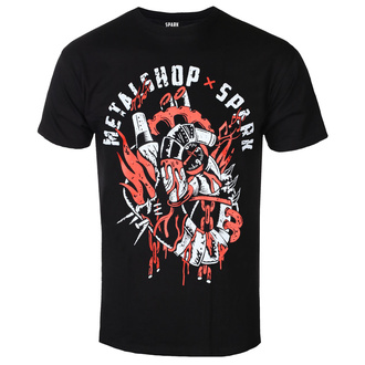 Maglietta da uomo Metalshop x Spark, METALSHOP