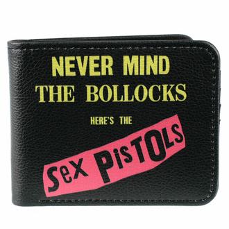 Portafoglio SEX PISTOLS - NEVER MIND THE BOLLOCKS, NNM, Sex Pistols