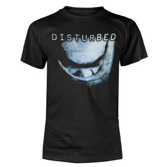 t-shirt metal uomo Disturbed - THE SICKNESS - PLASTIC HEAD, PLASTIC HEAD, Disturbed