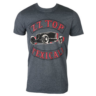 t-shirt metal uomo ZZ-Top - TEXICALI - PLASTIC HEAD, PLASTIC HEAD, ZZ-Top