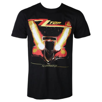 t-shirt metal uomo ZZ-Top - ELIMINATOR - PLASTIC HEAD, PLASTIC HEAD, ZZ-Top