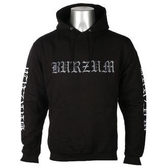 felpa con capuccio uomo Burzum - FILOSOFEM LOGO 2018 - PLASTIC HEAD, PLASTIC HEAD, Burzum