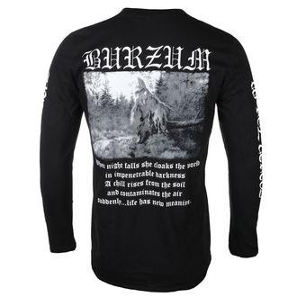 t-shirt metal uomo Burzum - FILOSOFEM 2018 - PLASTIC HEAD, PLASTIC HEAD, Burzum