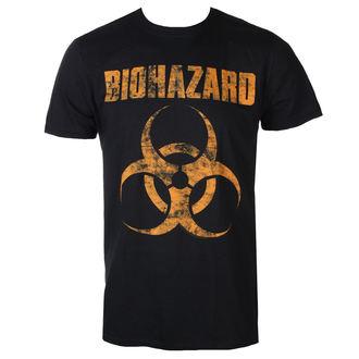 t-shirt metal uomo Biohazard - LOGO - PLASTIC HEAD, PLASTIC HEAD, Biohazard