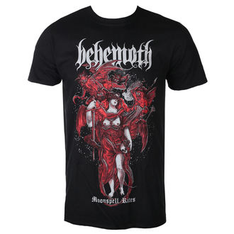 t-shirt metal uomo Behemoth - MOONSPELL RITES - PLASTIC HEAD, PLASTIC HEAD, Behemoth