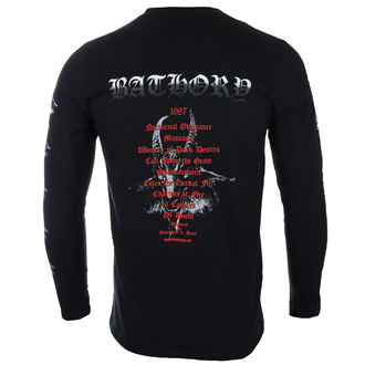 t-shirt metal uomo Bathory - UNDER THE SIGN - PLASTIC HEAD, PLASTIC HEAD, Bathory