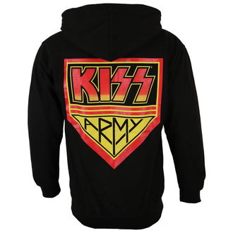 felpa con capuccio uomo Kiss - ARMY - PLASTIC HEAD, PLASTIC HEAD, Kiss